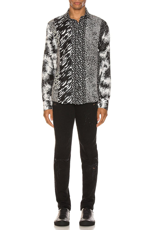 Image 4 of Givenchy Long Sleeve Shirt in Natural