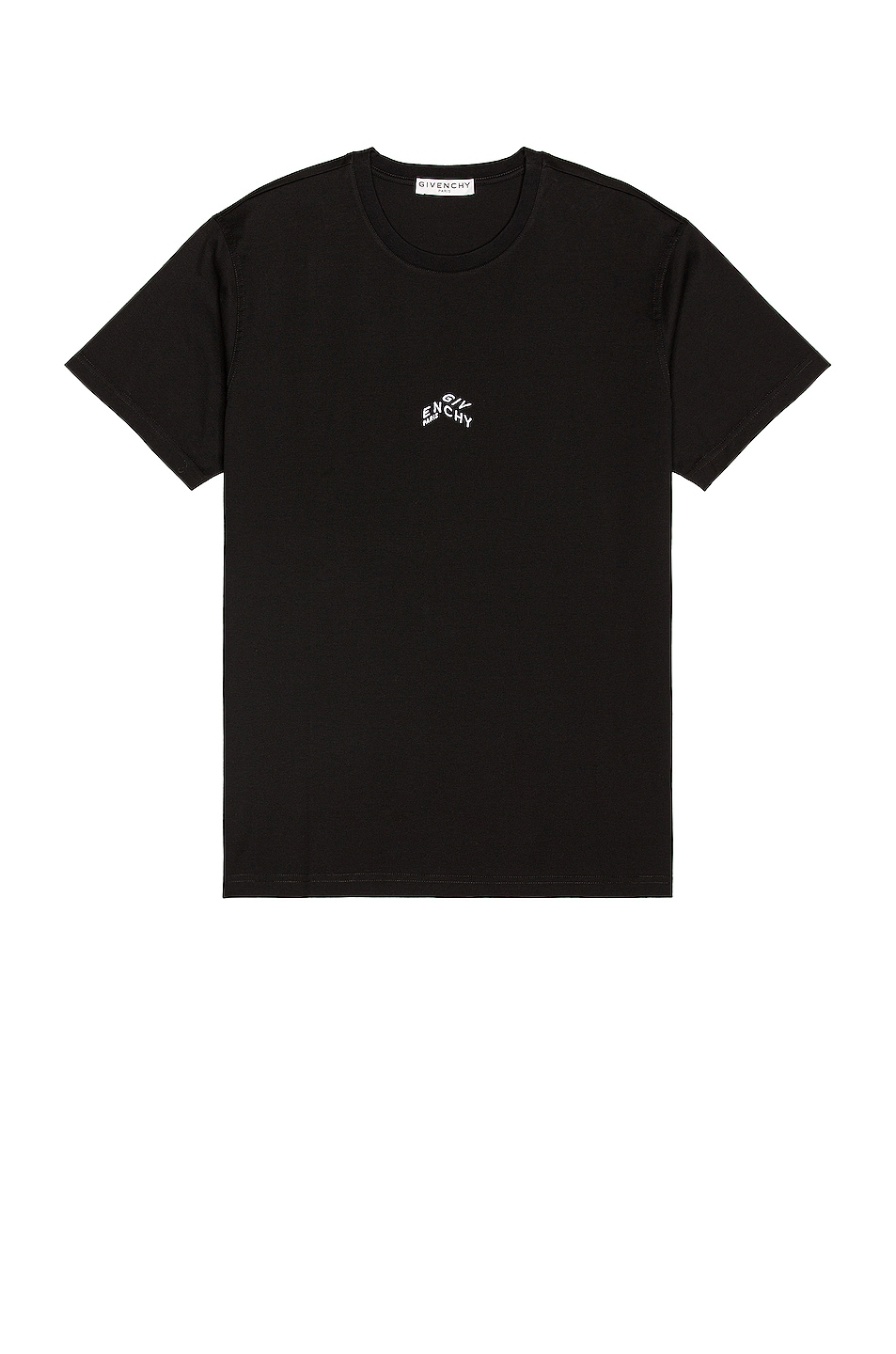 Image 1 of Givenchy Refracted Mini Tee in Black