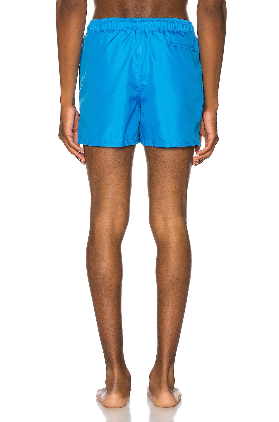 Image 4 of Givenchy Flat Classic Swim Short in Bright Blue