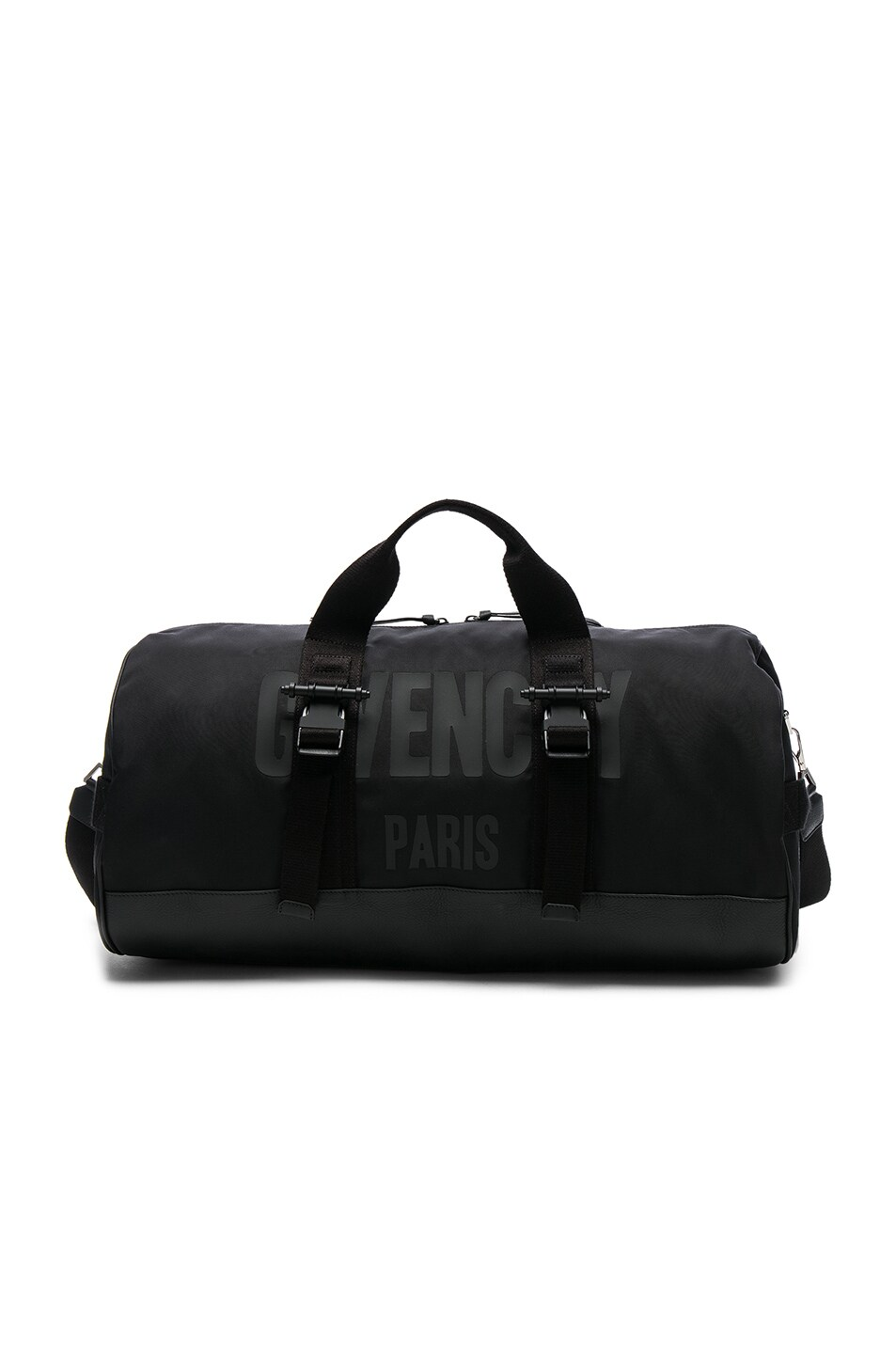 120d093e86 Image 1 of Givenchy Obsedia Techno Duffel Bag in Black