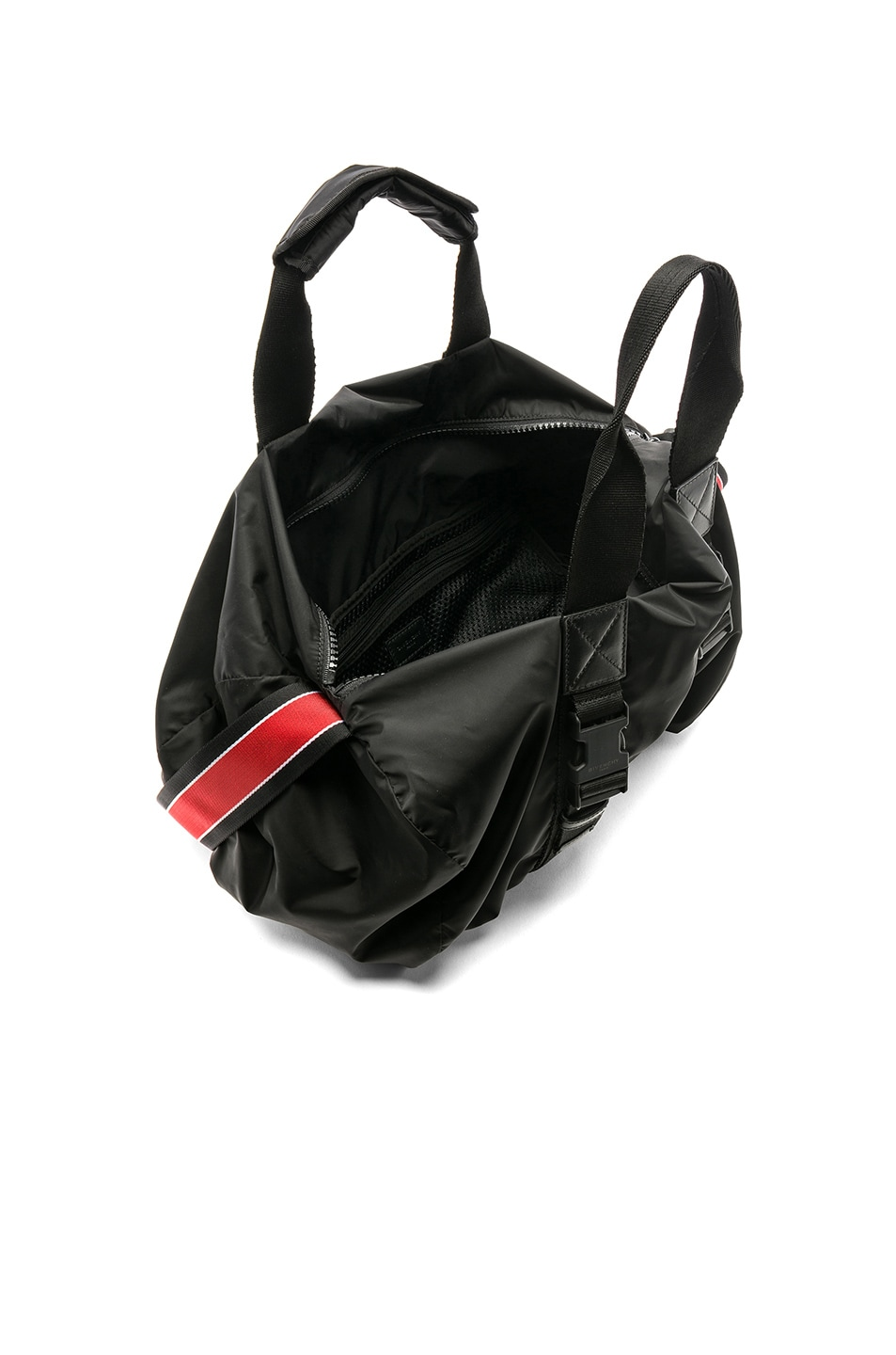 3555ed2f7f Image 5 of Givenchy Obsedia Light Nylon Duffel in Black
