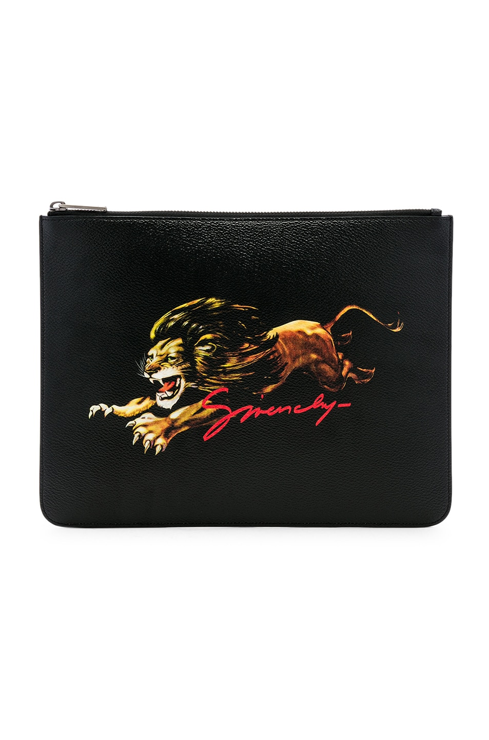 Image 1 of Givenchy Large Zipped Pouch in Multi
