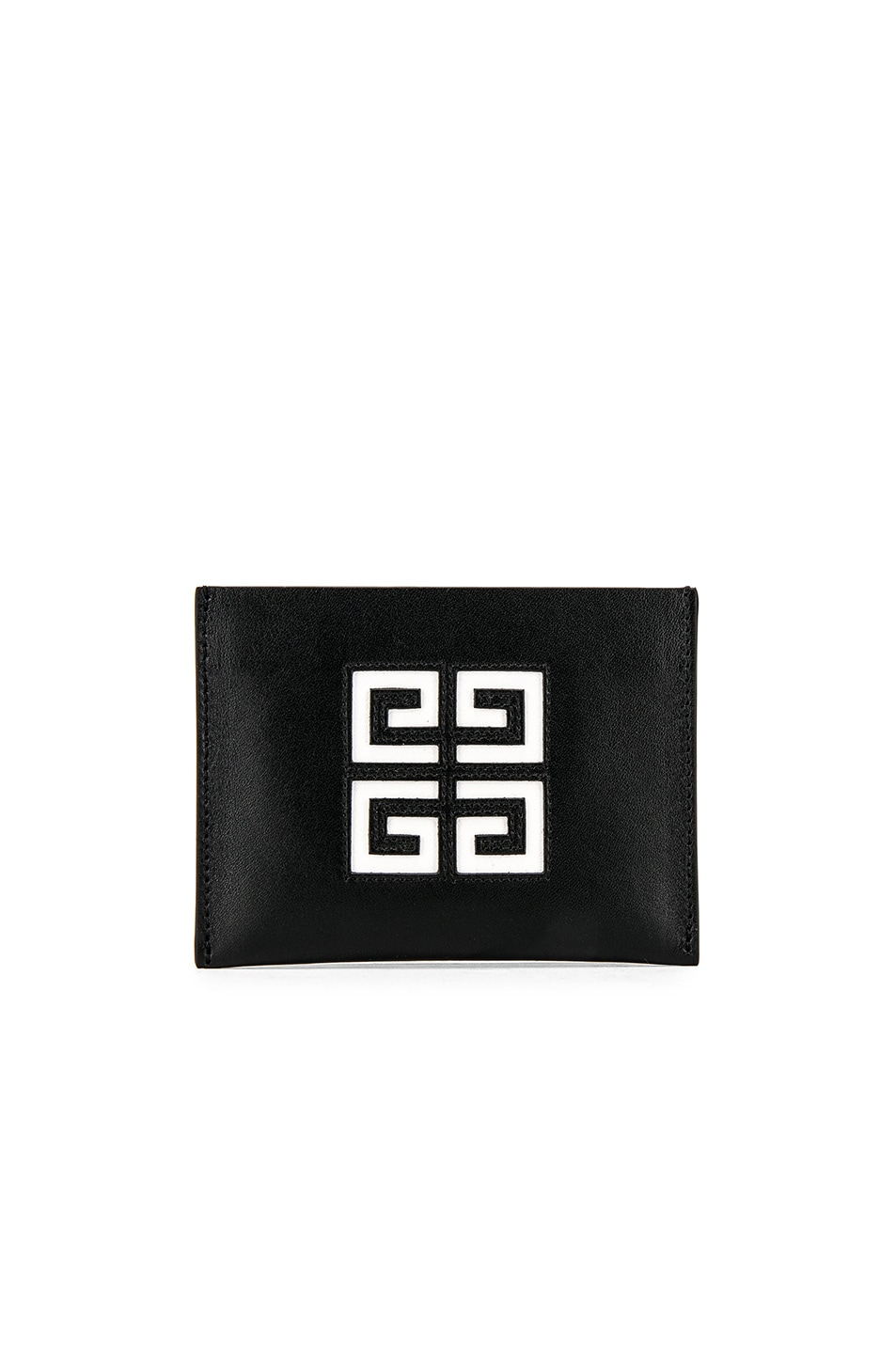 Image 1 of Givenchy 4G Cardholder in Black & White