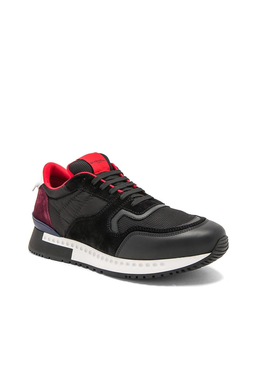 Black running sneaker Givenchy hNmTq15