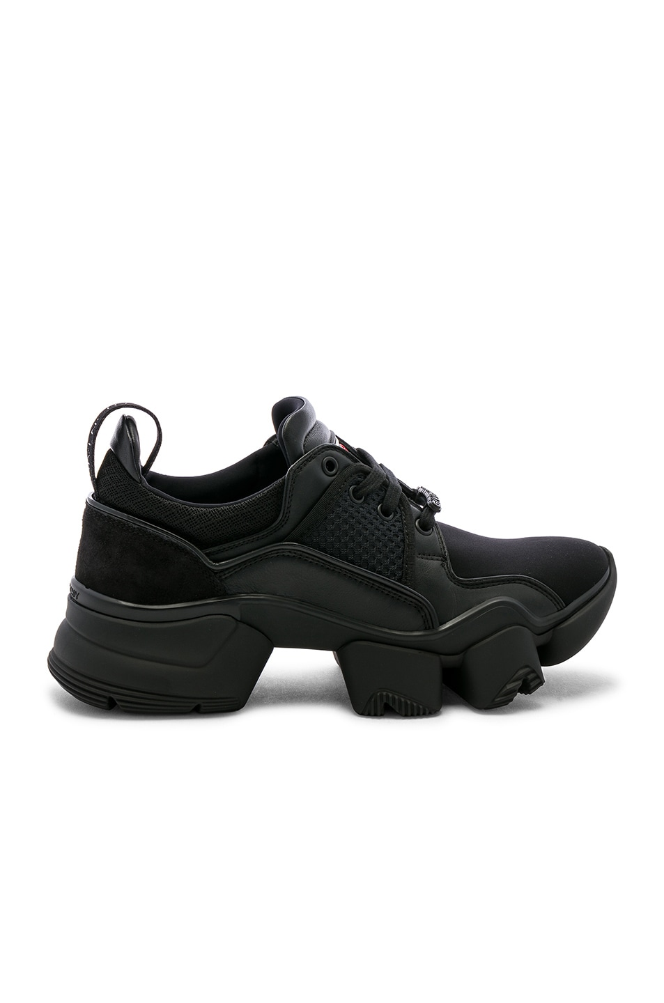 Image 2 of Givenchy Jaw Sneakers in Black