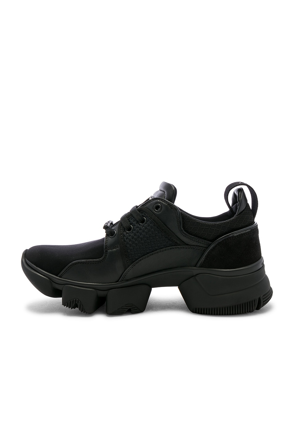 Image 5 of Givenchy Jaw Sneakers in Black