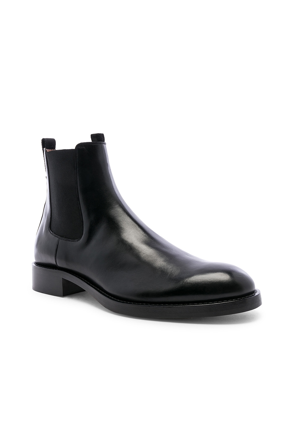 Image 1 of Givenchy Cruz Chelsea Boots in Black
