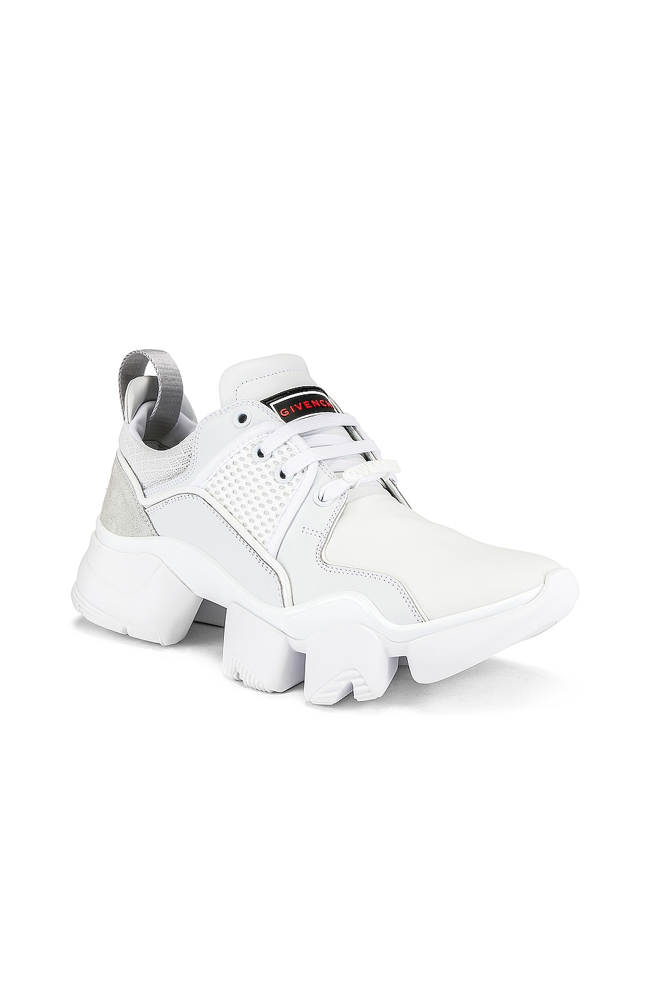 Image 1 of Givenchy Low Jaw Sneaker in White