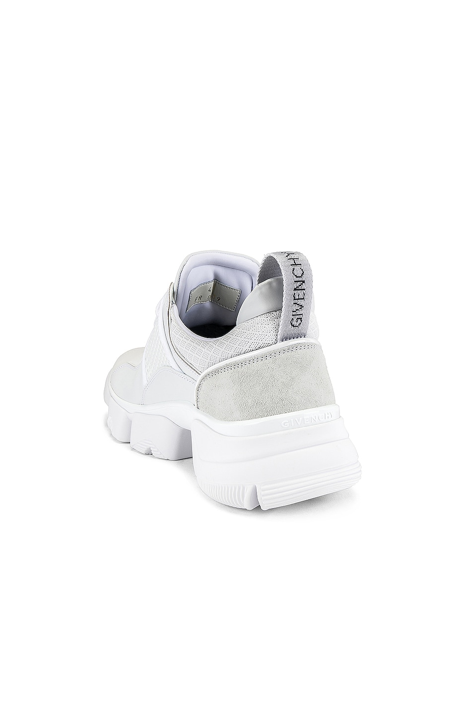Image 3 of Givenchy Low Jaw Sneaker in White