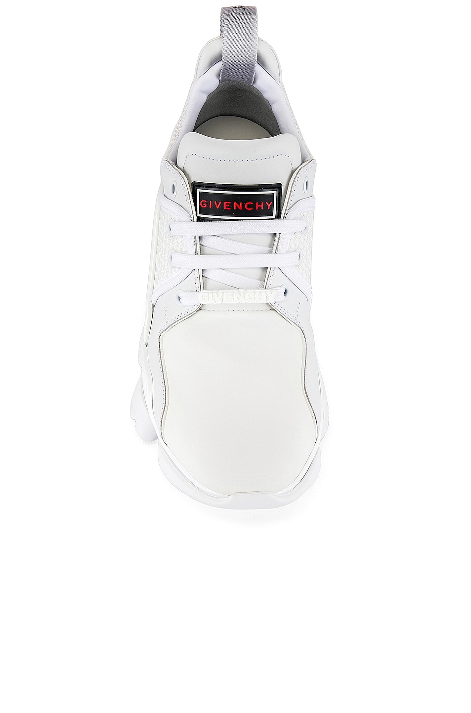 Image 4 of Givenchy Low Jaw Sneaker in White