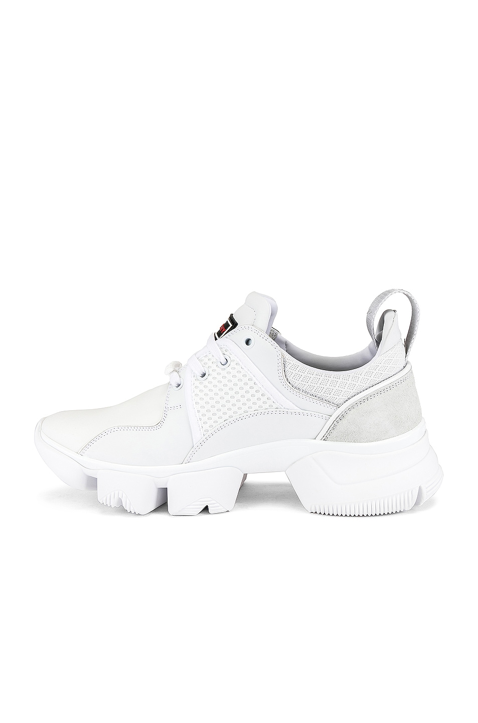 Image 5 of Givenchy Low Jaw Sneaker in White
