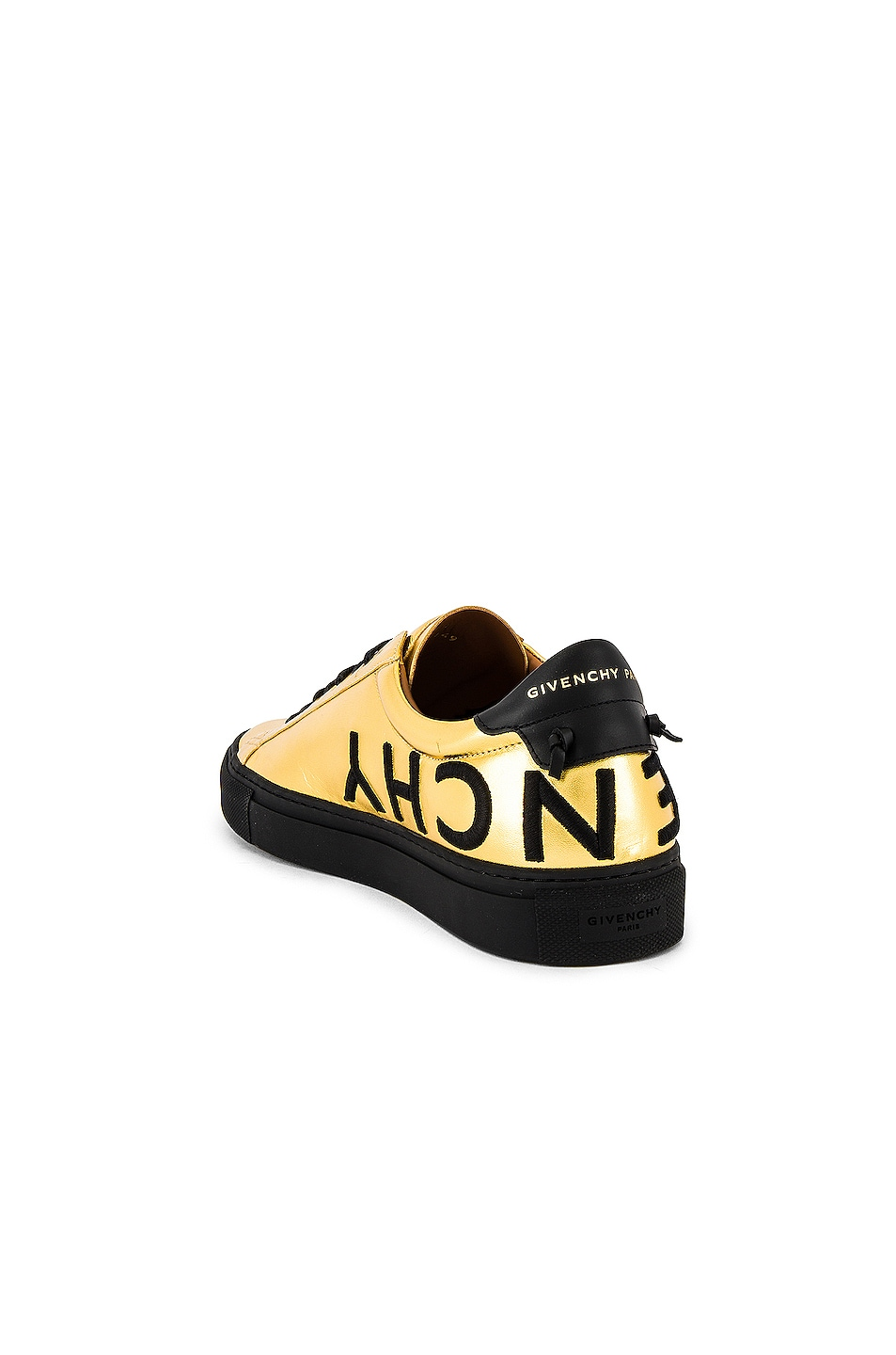 Image 3 of Givenchy Urban Street Low Sneakers in Gold