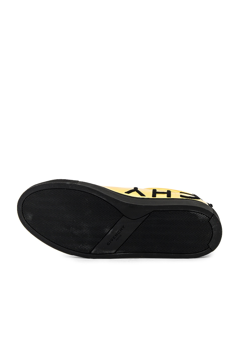 Image 6 of Givenchy Urban Street Low Sneakers in Gold
