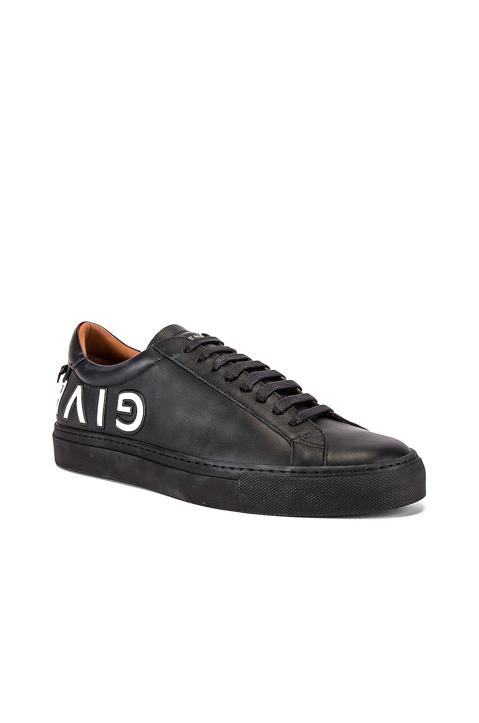 Image 1 of Givenchy Urban Street Sneaker in Black & White