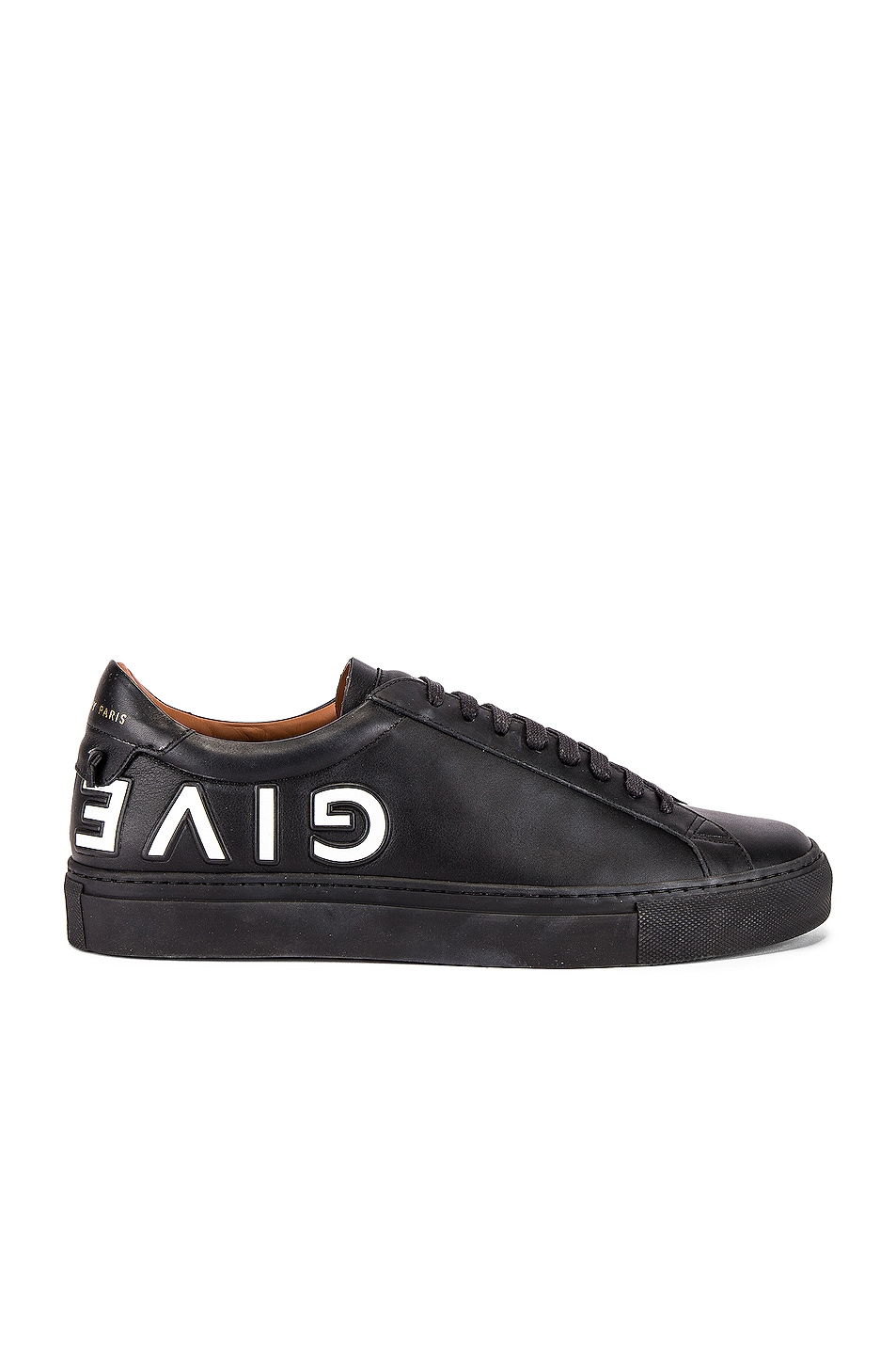 Image 2 of Givenchy Urban Street Sneaker in Black & White