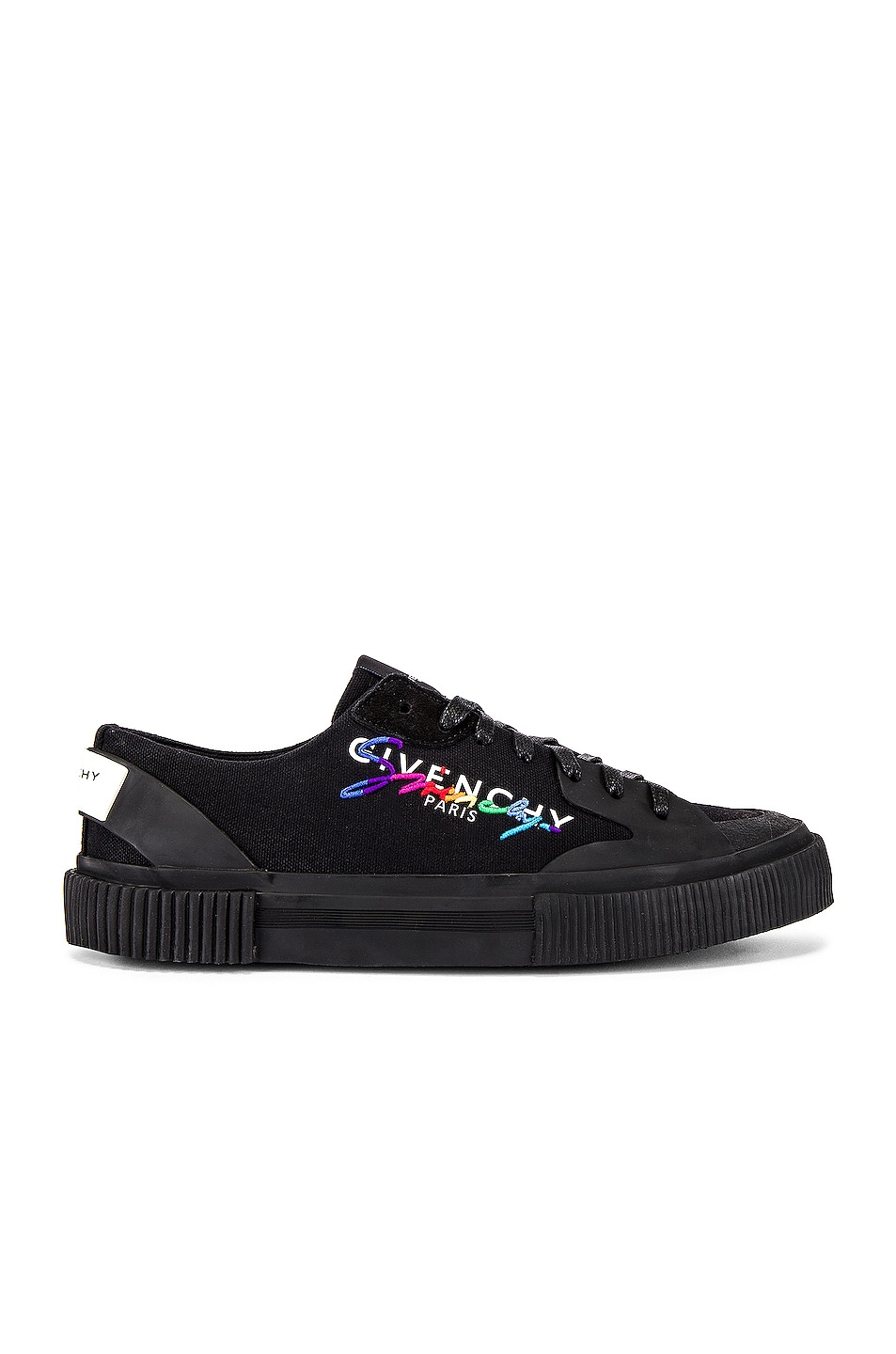 Image 2 of Givenchy Tennis Light Low Sneaker in Multi