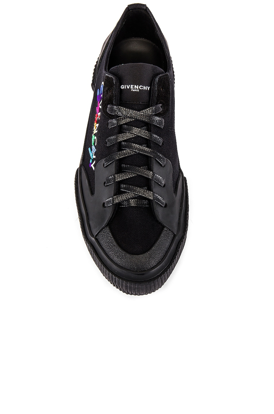 Image 4 of Givenchy Tennis Light Low Sneaker in Multi