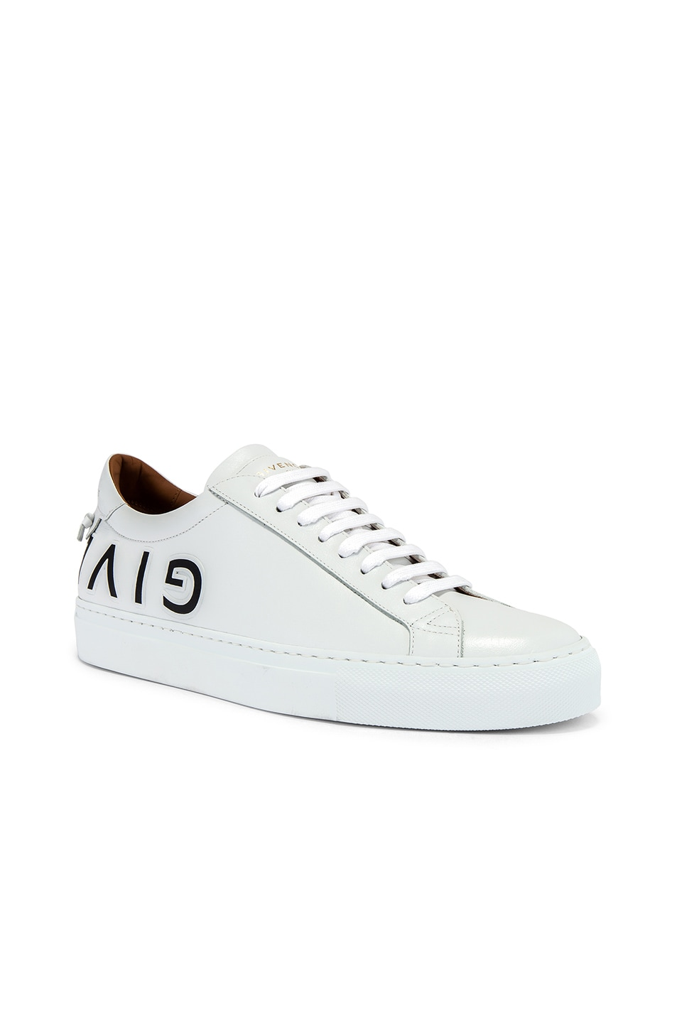 Image 1 of Givenchy Urban Street Sneaker in White & Black