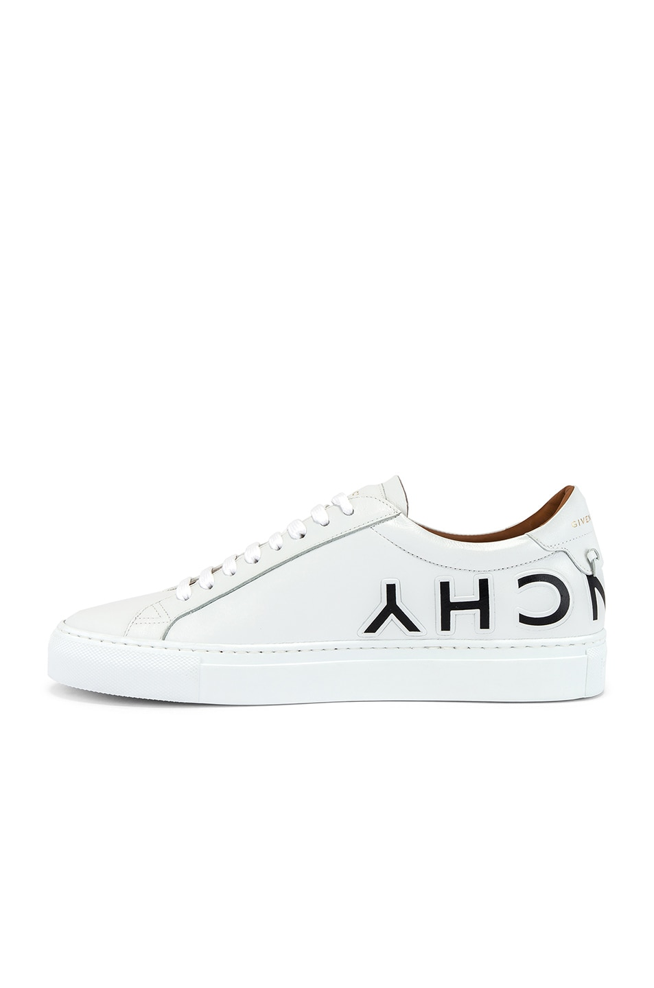 Image 5 of Givenchy Urban Street Sneaker in White & Black