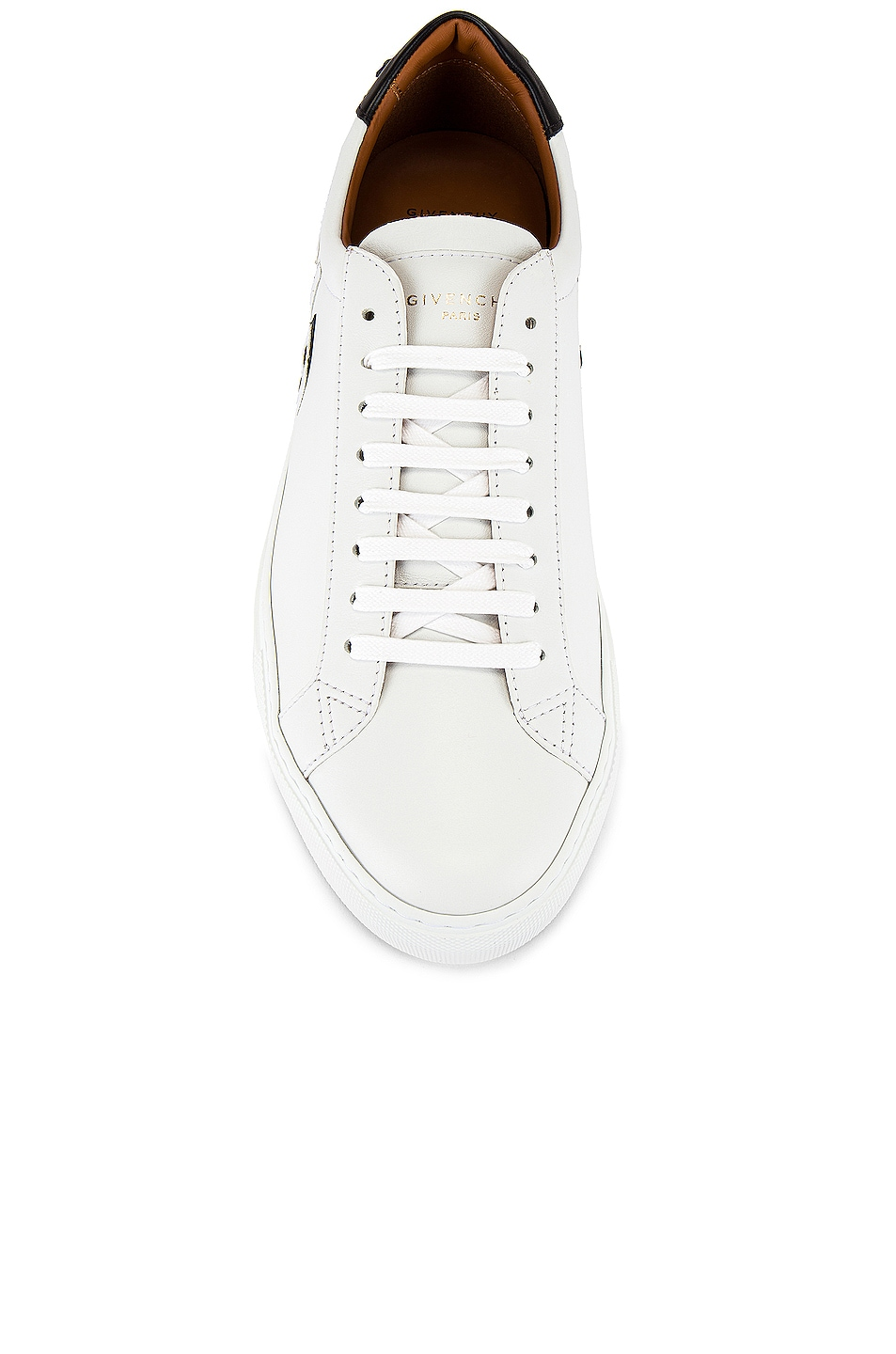 Image 4 of Givenchy Urban Street Sneaker in White & Black