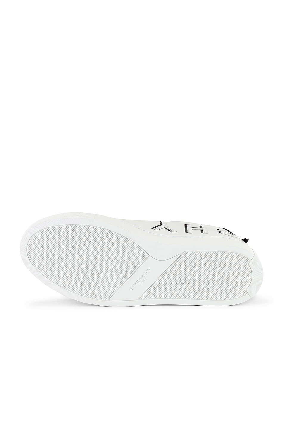 Image 6 of Givenchy Urban Street Sneaker in White & Black