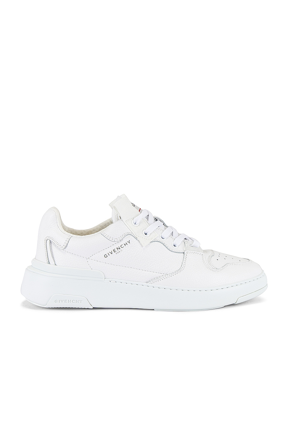 Image 1 of Givenchy Wing Low Top Sneaker in White