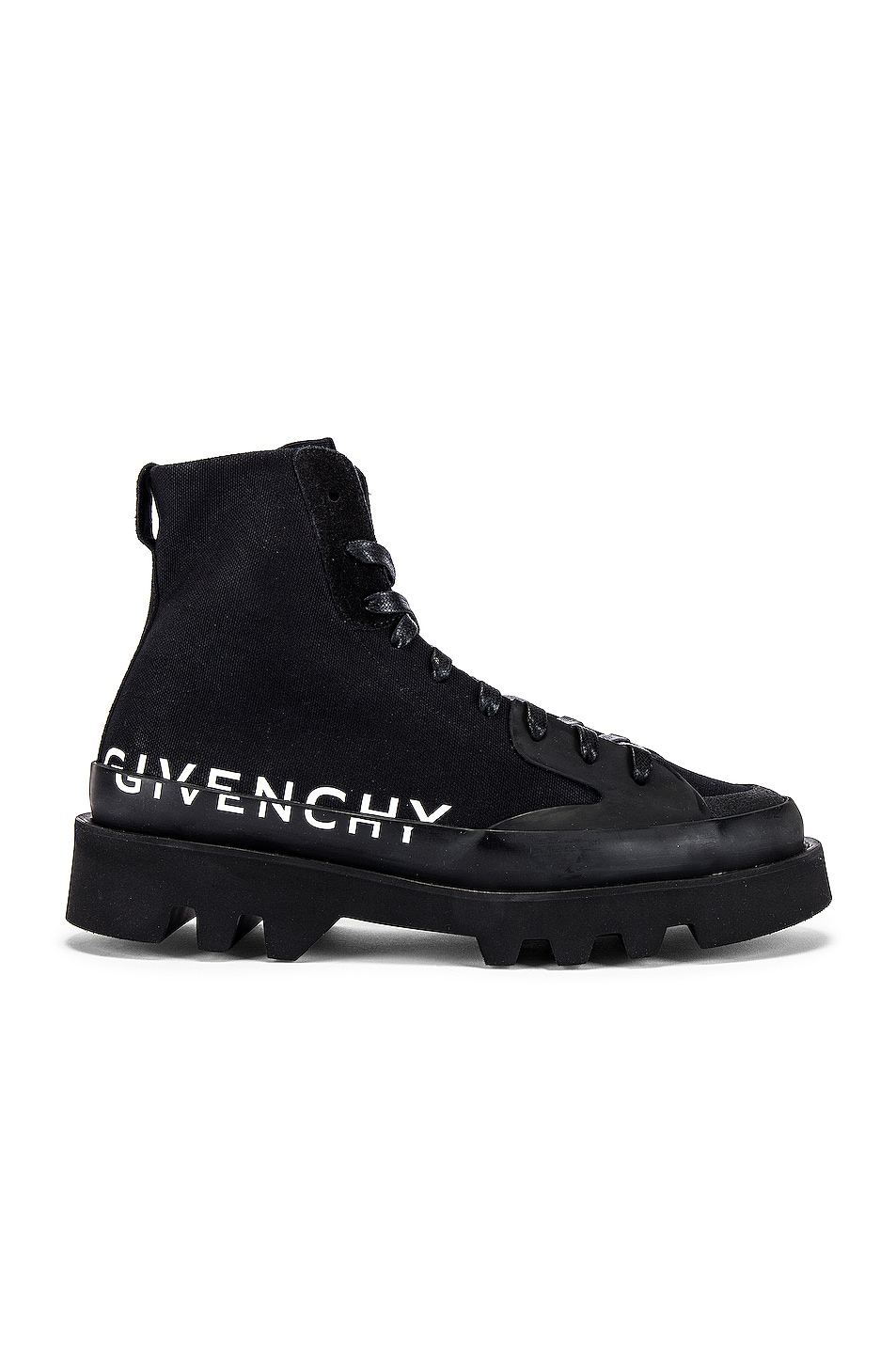 Image 1 of Givenchy Clapham High Boot in Black
