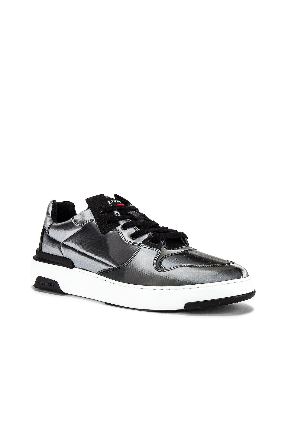 Image 1 of Givenchy Wing Low Top Sneaker in Grey