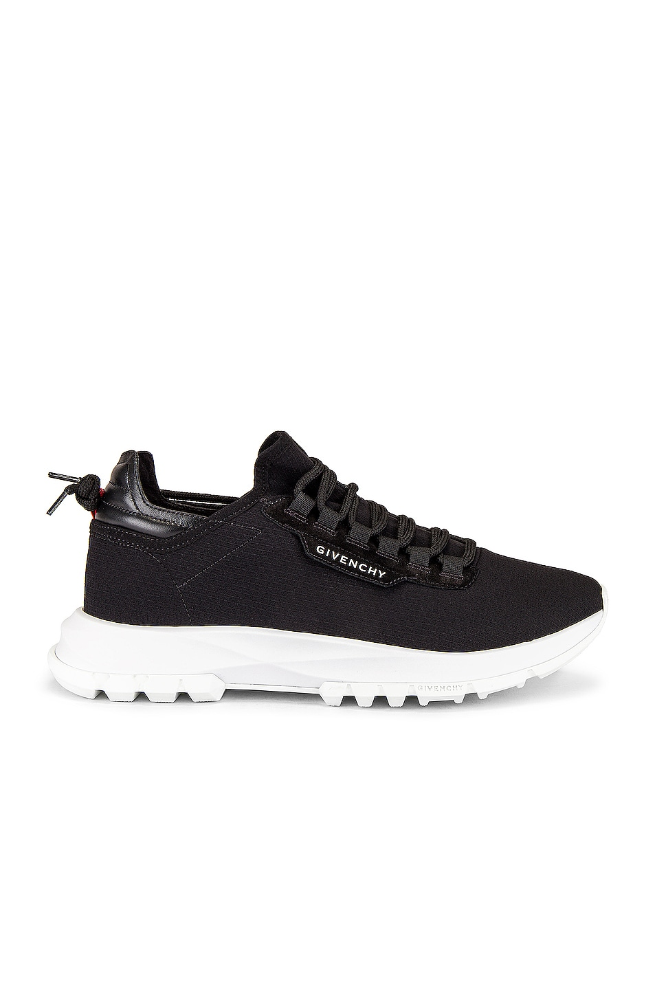 Image 1 of Givenchy Spectre Low Top Sneaker in Black
