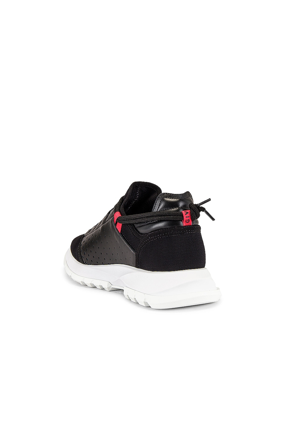 Image 3 of Givenchy Spectre Low Top Sneaker in Black