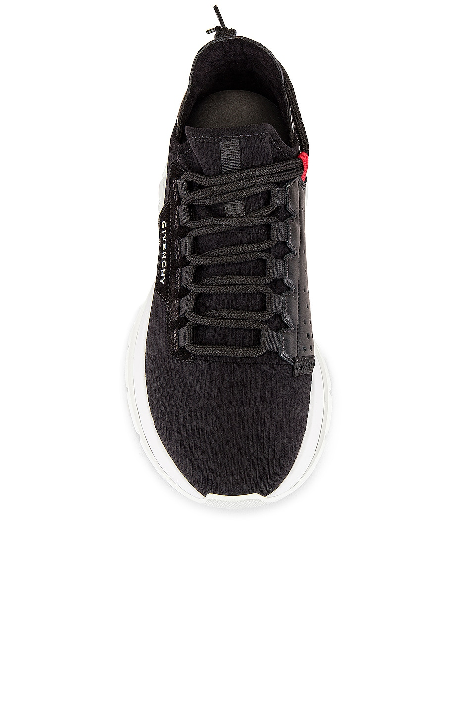 Image 4 of Givenchy Spectre Low Top Sneaker in Black