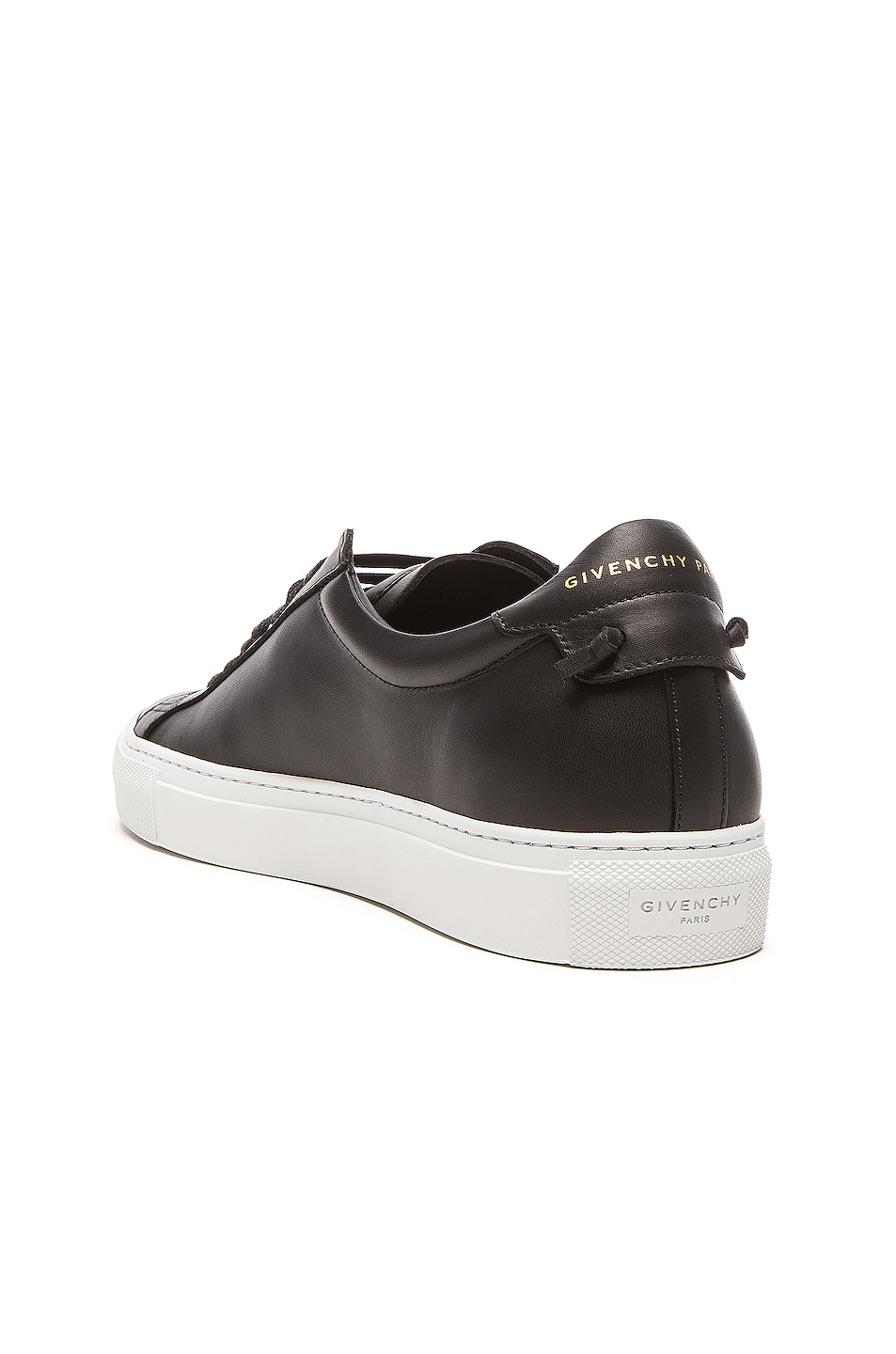 Leather low top sneakers with knot detail Givenchy GUK6EgpeTP