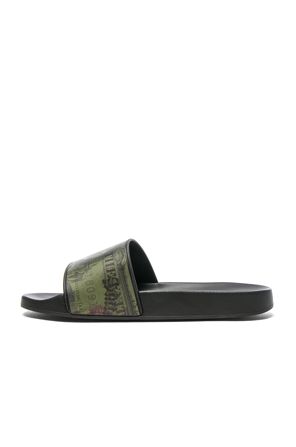 24c6555b5f18 Image 5 of Givenchy Slide Sandals in Multi