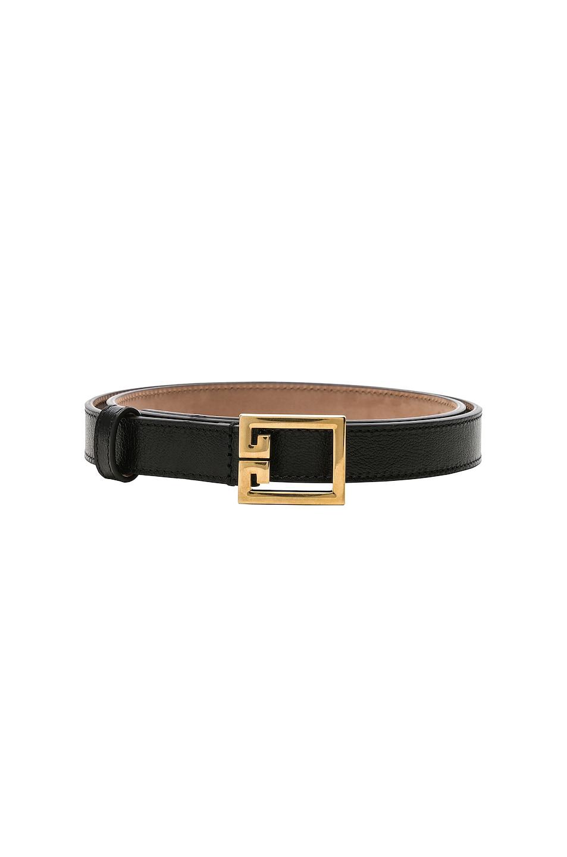 Image 1 of Givenchy GV3 Belt in Black