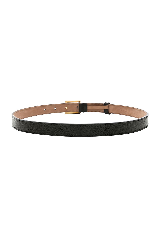 Image 3 of Givenchy GV3 Belt in Black