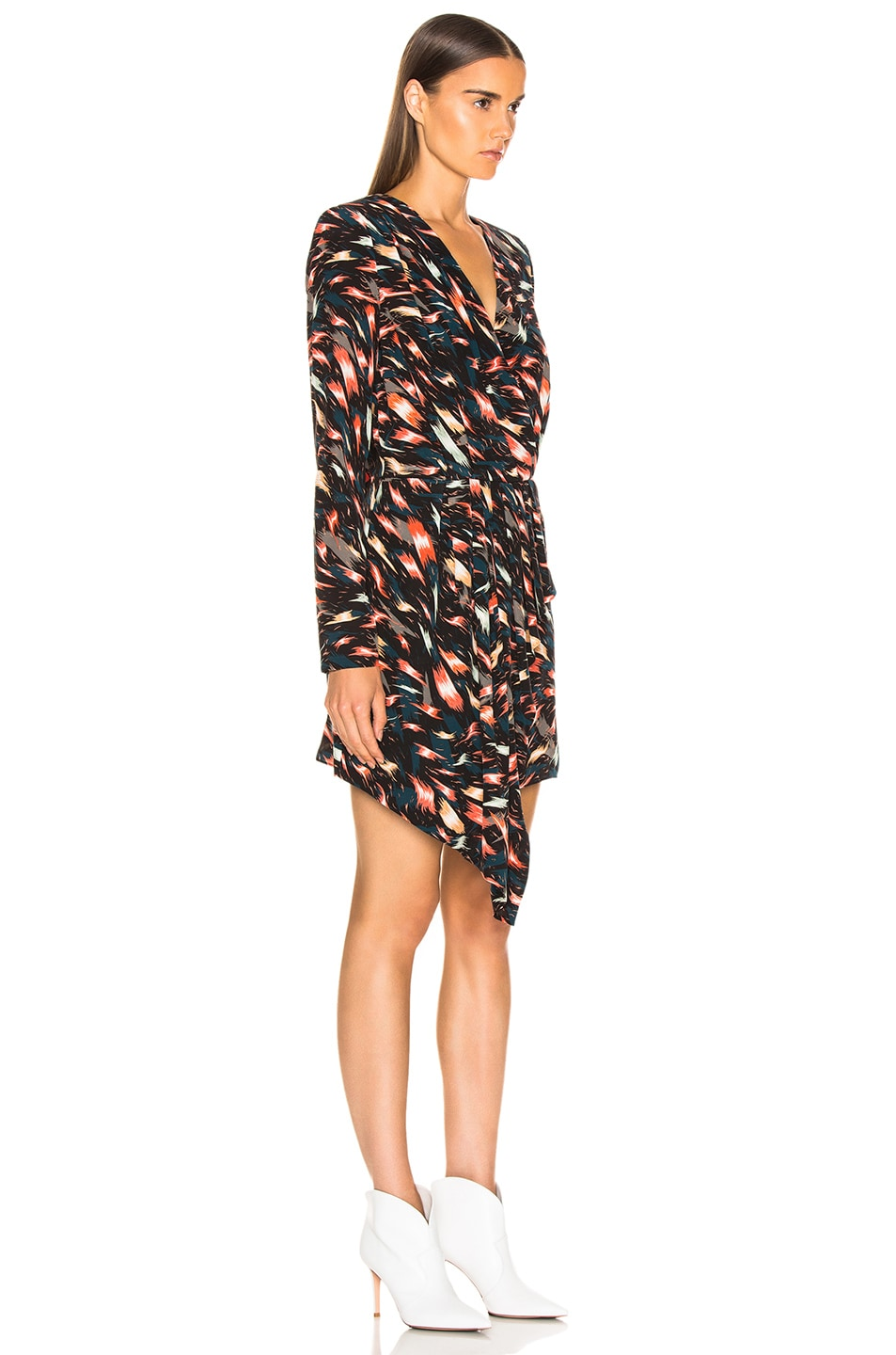 Image 2 of Givenchy Mini Print Dress in Multi
