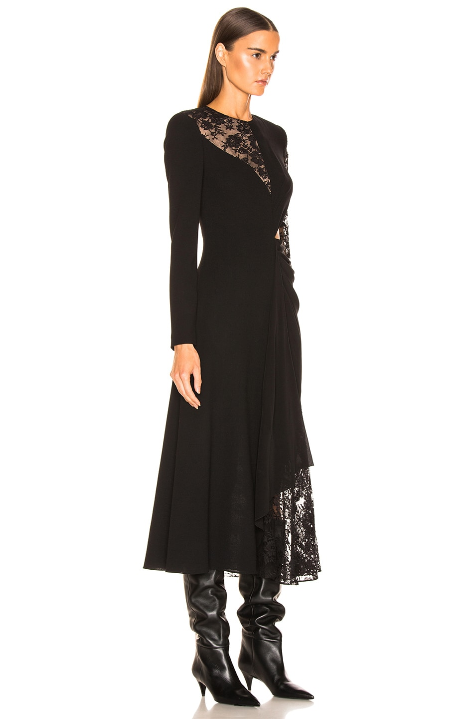 Image 2 of Givenchy Lace Dress in Black