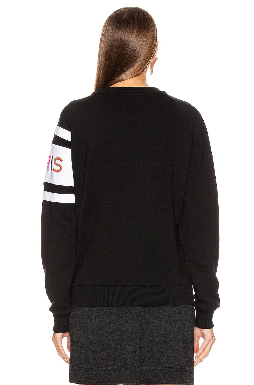 Image 4 of Givenchy Longsleeve Sweatshirt in Black & White