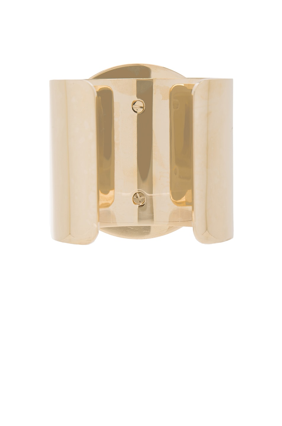 Image 3 of Givenchy Geometric Round Bracelet in Rose Gold