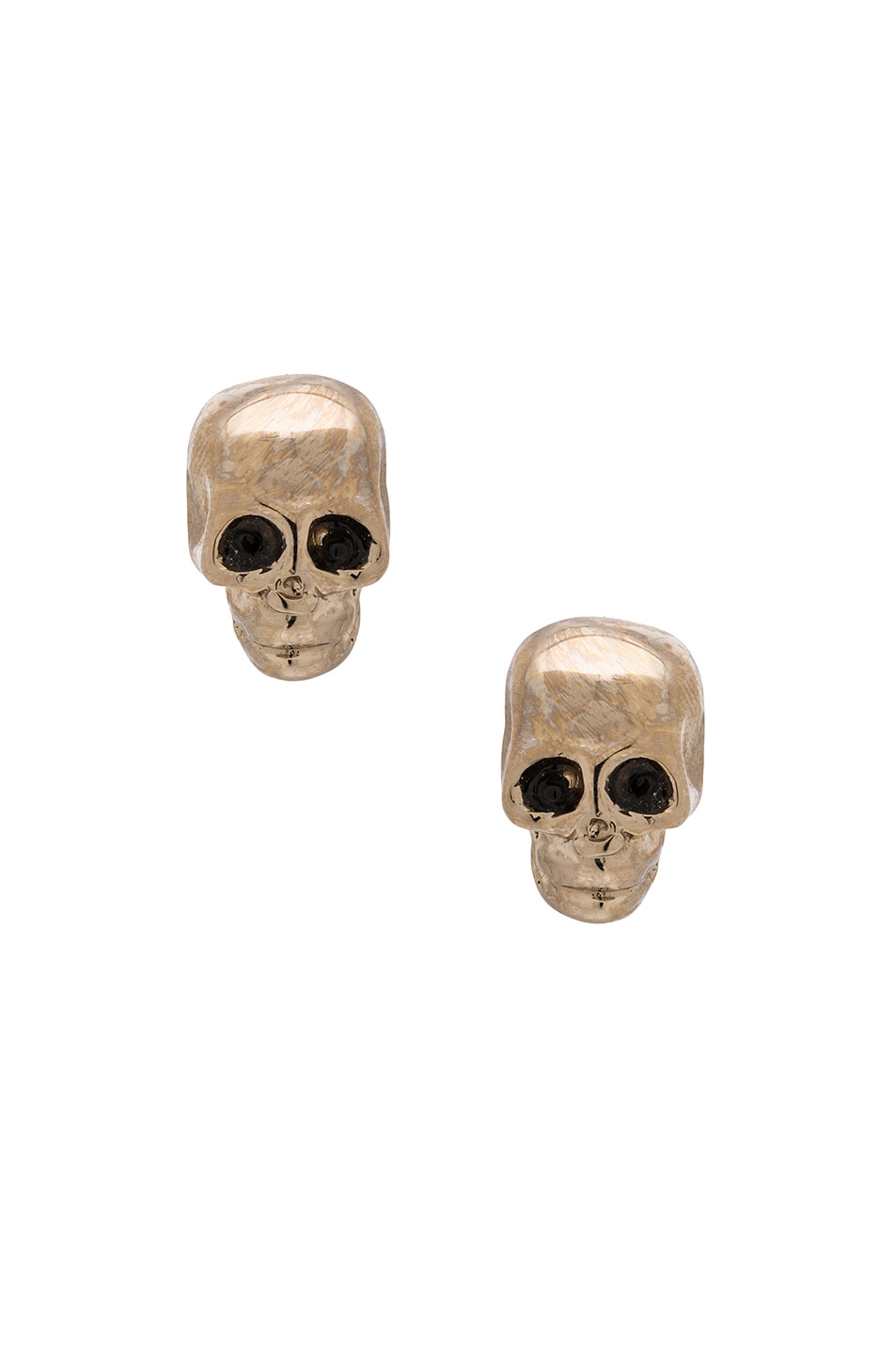 Image 3 of GIVENCHY Skulls Earrings in Metal