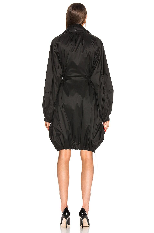 Image 4 of Givenchy Logo Windbreaker Jacket in Black