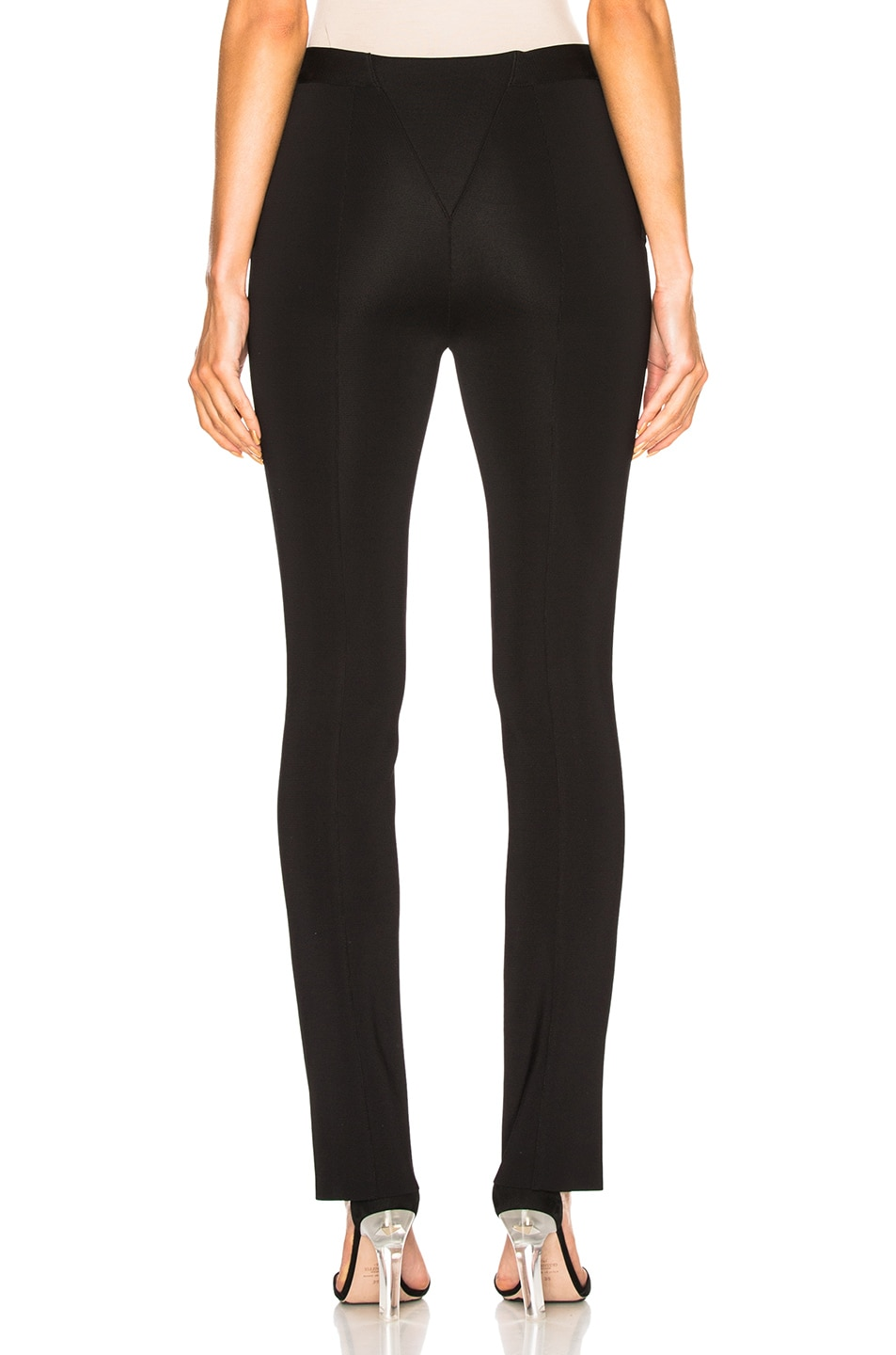 Image 4 of Givenchy Slim Trousers in Black