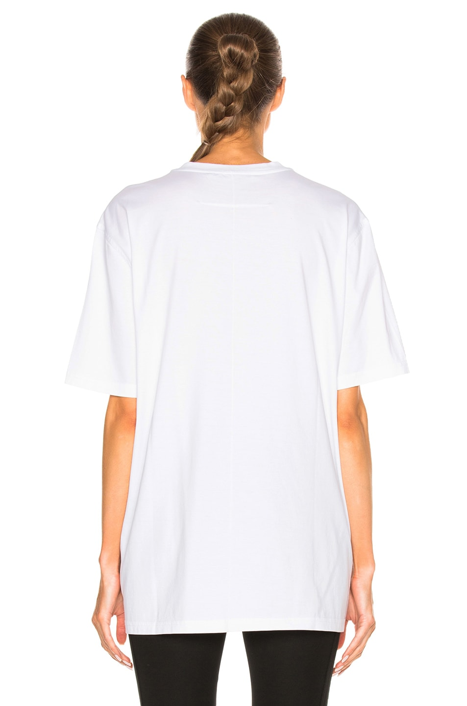 Image 4 of Givenchy Tee in Black & White