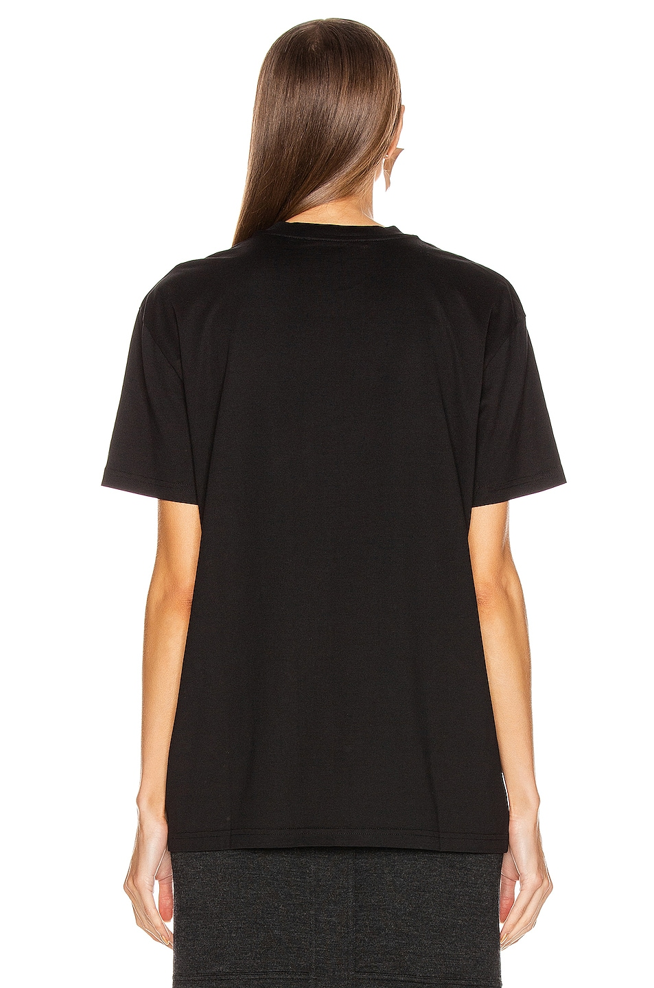 Image 3 of Givenchy Shortsleeve T-Shirt in Black