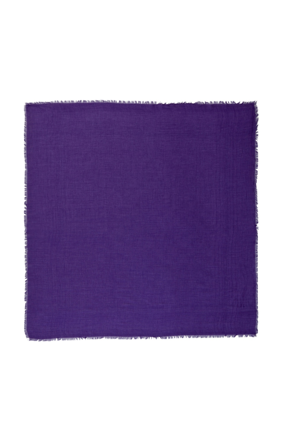 Image 2 of GIVENCHY Chessboard Jacquard Scarf in Purple