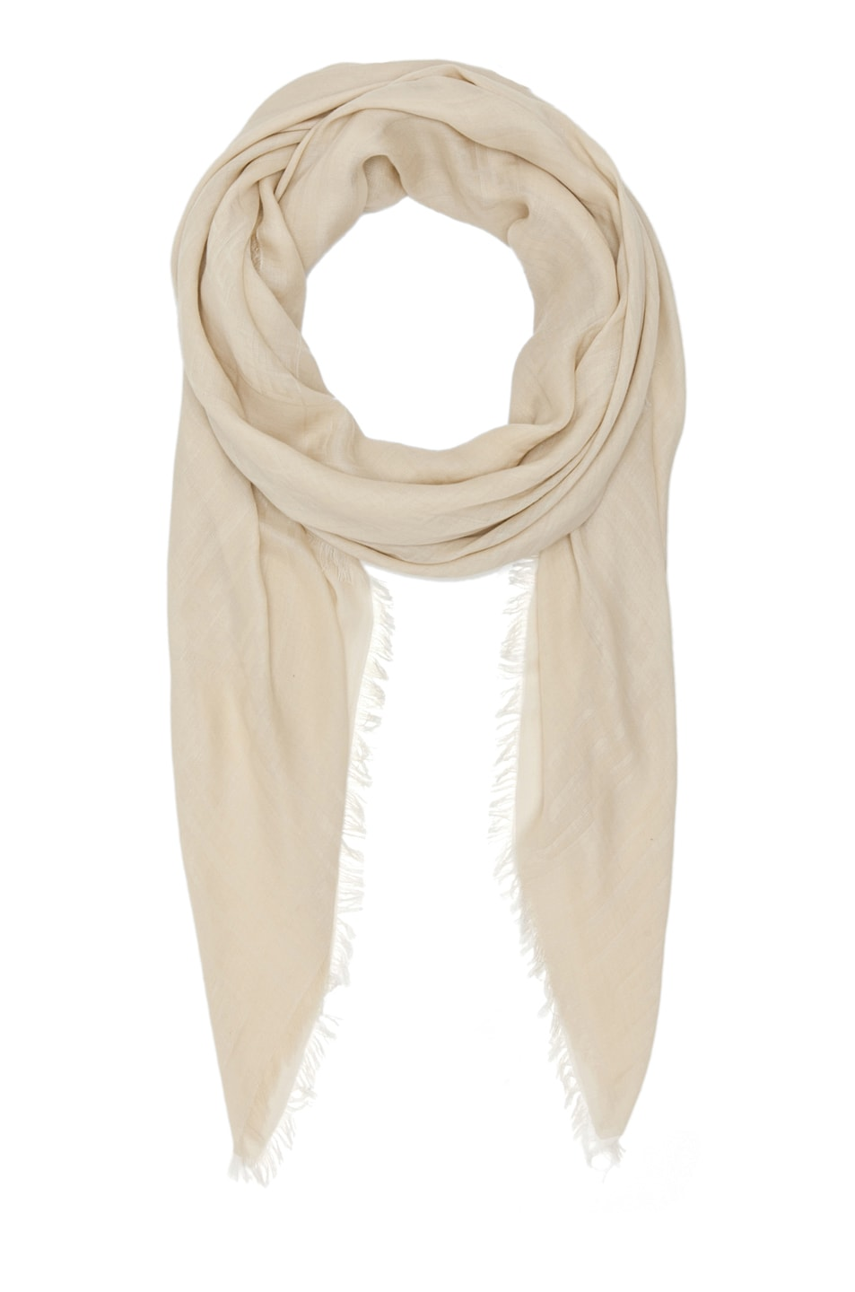 Image 1 of GIVENCHY Chessboard Jacquard Scarf in Sand