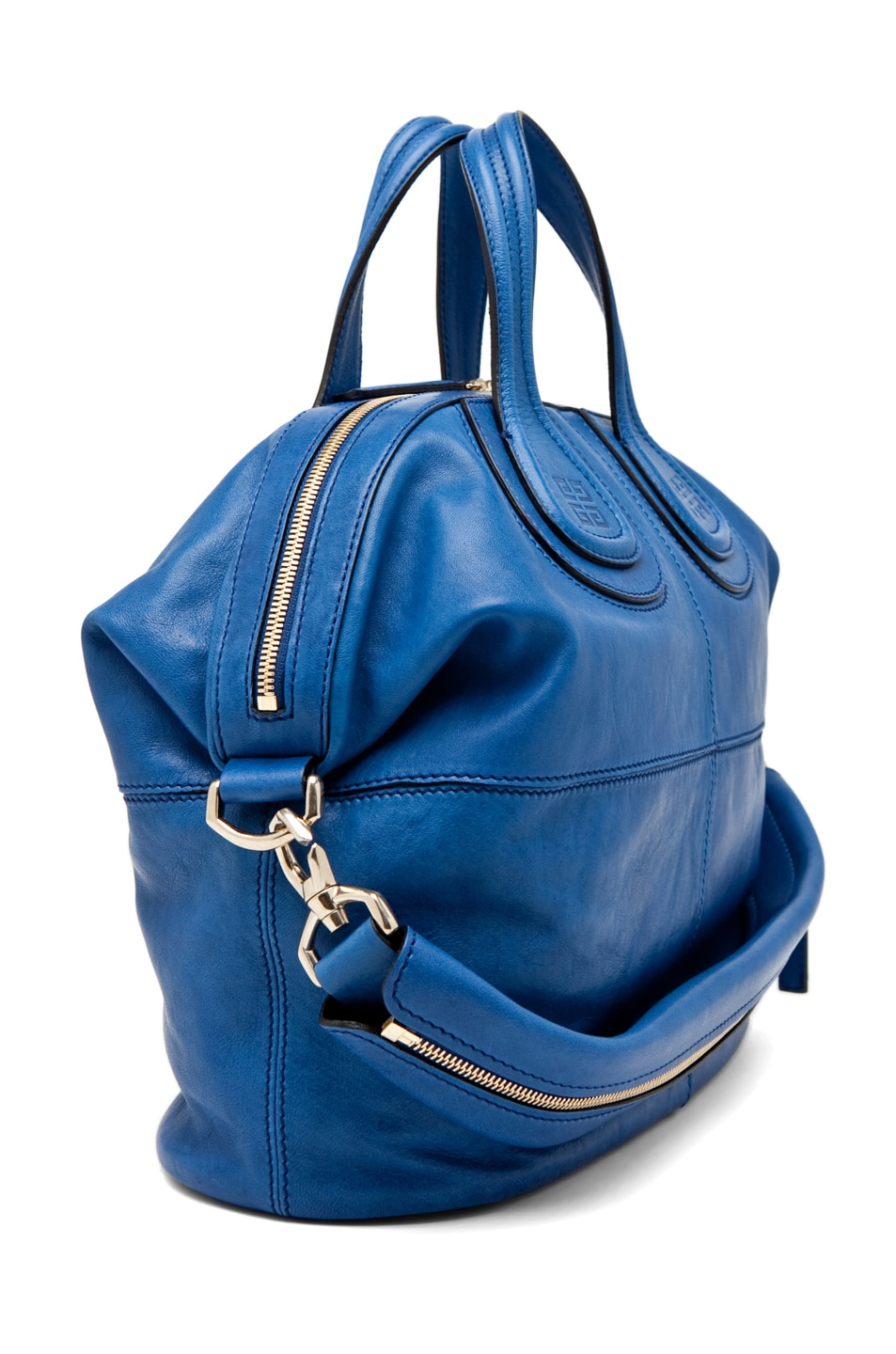 Image 3 of GIVENCHY Nightingale Medium in Blue