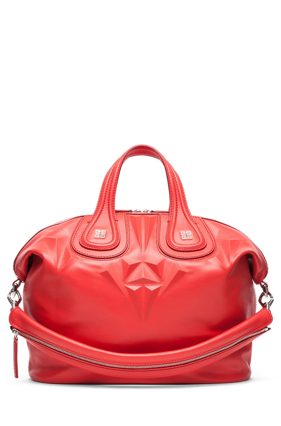 Image 1 of GIVENCHY Nightingale Medium 3D Effect in Red
