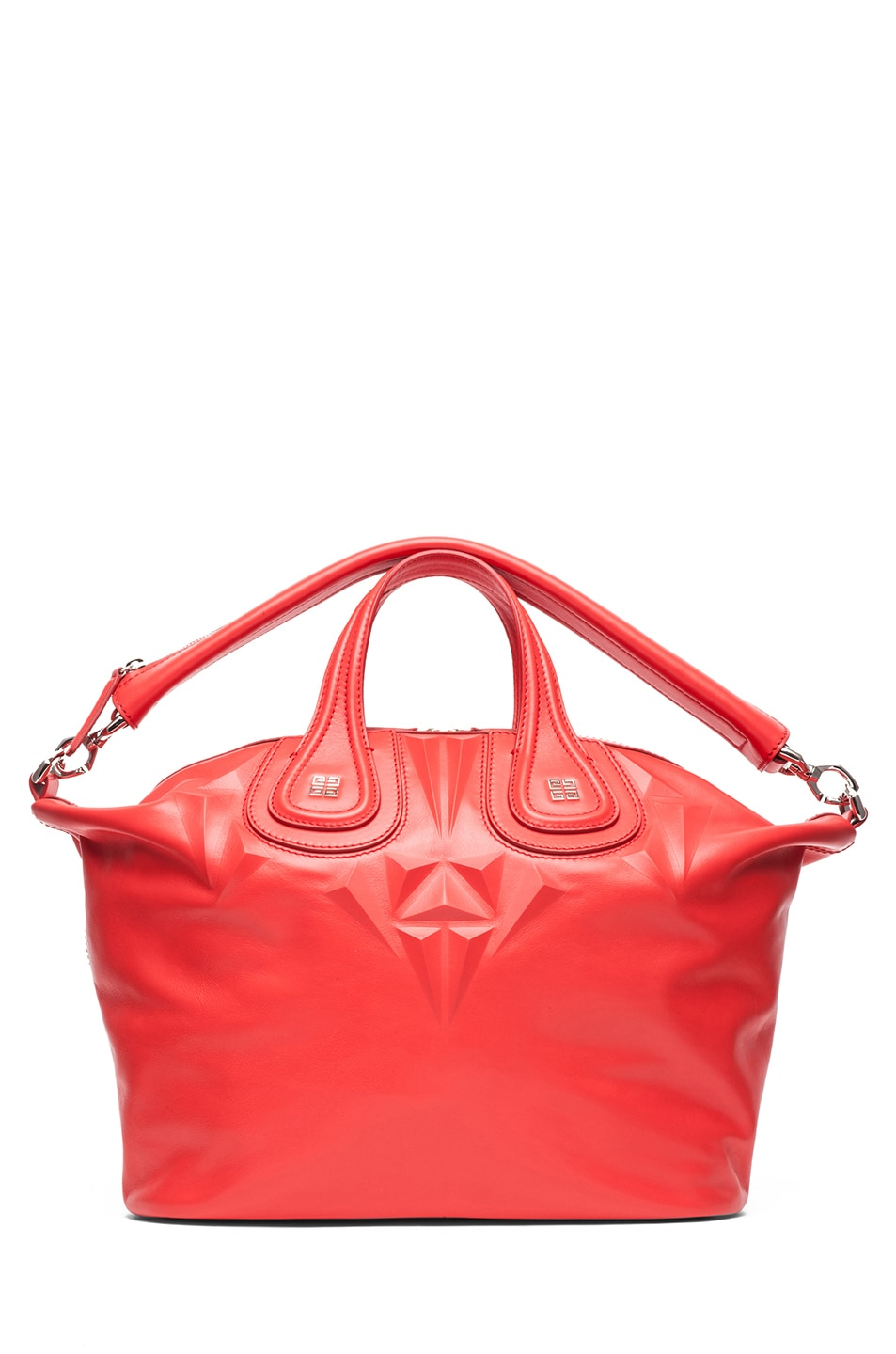 Givenchy Nightingale Medium 3D Effect in Red | FWRD
