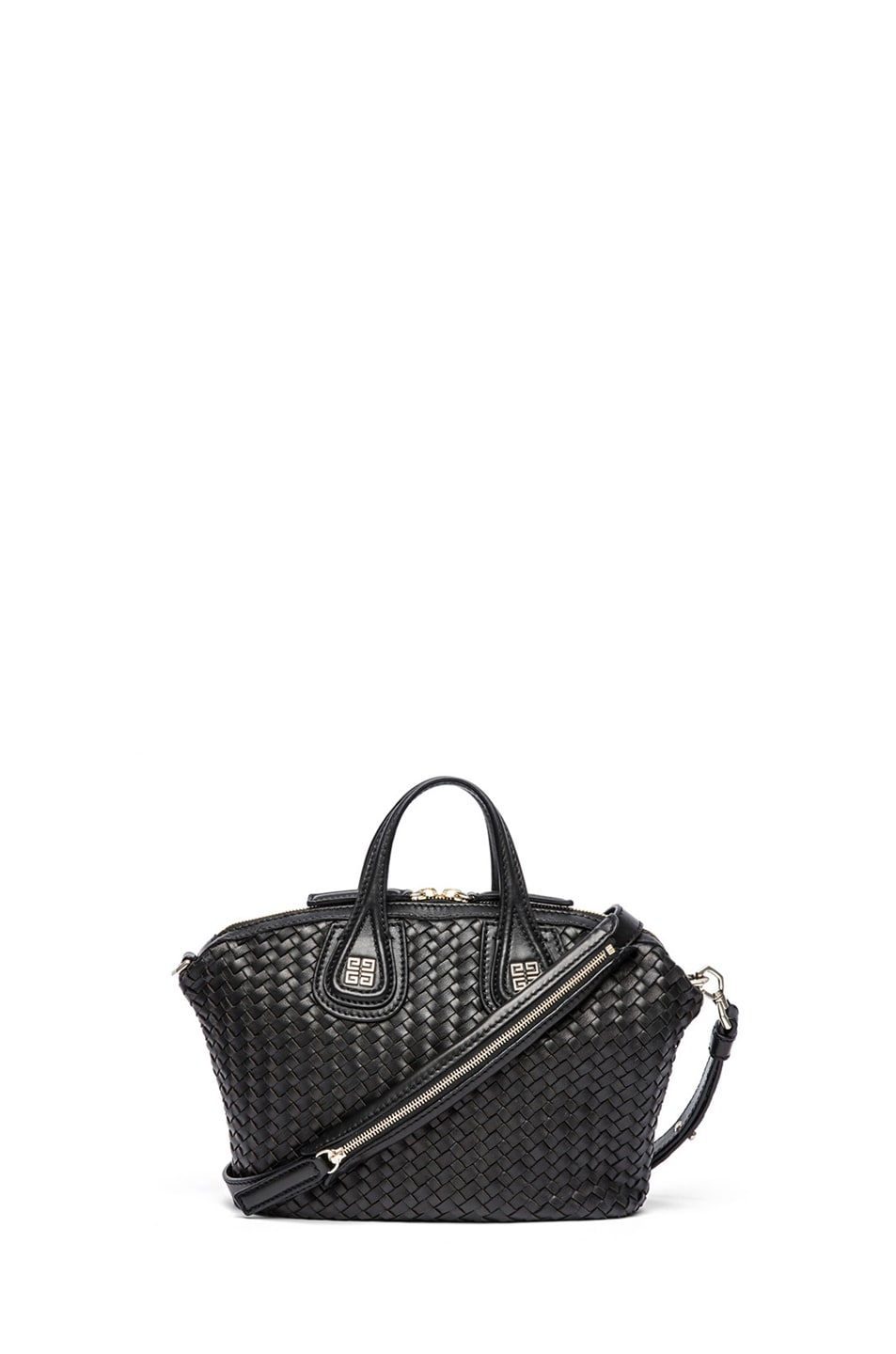 Image 1 of GIVENCHY Nightingale Micro Woven in Black